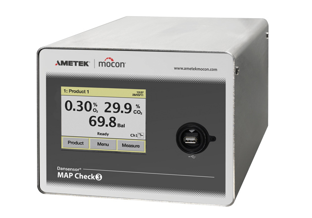 MAP Check3 - Gas Analyzer